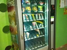 Торговый снековый автомат