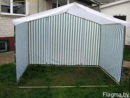 Торговые палатки для уличной торговли «Домик» 2,5х2,5