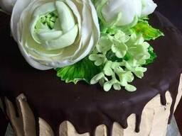 Торт домашний из натуральных ингредиентов на заказ