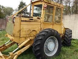 Трактор ЛКТ 81