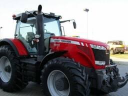Трактор Massey Ferguson 8670 (300 л. с. )