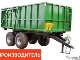 Тракторный самосвальный прицеп ПТС 12