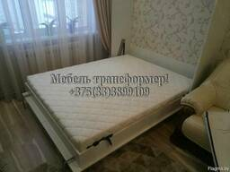 Изготовление мебели - Шкаф кровать (трансформер)