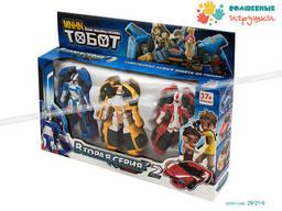 Трансформер Tobot вторая серия (арт 959)