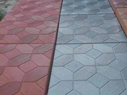 Тротуарная плитка 50×50×5
