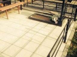 Тротуарная плитка (черепаха, клевер, старый город и проч. ) - фото 2