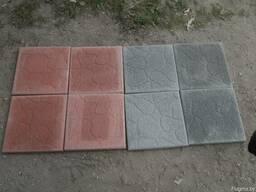 Тротуарная плитка Черепашка 30х30х3
