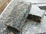 Тротуарная плитка из гранита, Украина - фото 3
