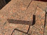 Тротуарная плитка из гранита, Украина - фото 9