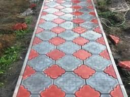 Тротуарная плитка «Лотос Краковкий»