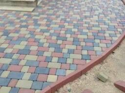 Тротуарная плитка вибропрессованная - фото 5