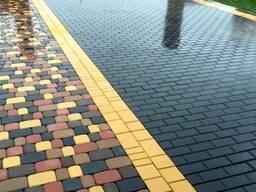 Тротуарная плитка | Бордюр