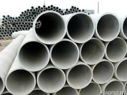 Трубы асбестоцементные безнапорные Д500 (длина 5м)