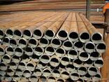 Трубы 57 бу, трубы б. у, стальная, б/у круглая. - фото 2