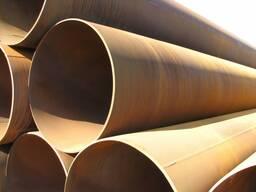Трубы стальные б/у, б у, бу, бывшие в употреблении.