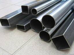 Трубы стальные, профильные, другие