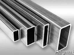 Трубы стальные прямоугольные ГОСТ 8645-68