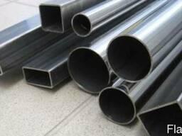 Трубы стальные тонкостенные (круглые, профильные)
