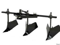 Трёхрядный окучник Стрела-3