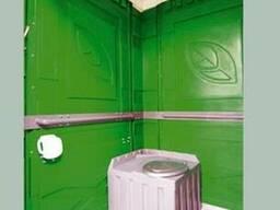 Туалет для инвалидов, Биотуалет уличный для инвалидов,