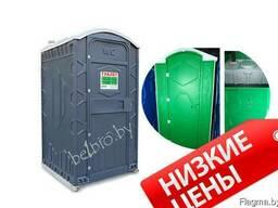 Туалетная кабина Евростандарт. Биотуалет уличный