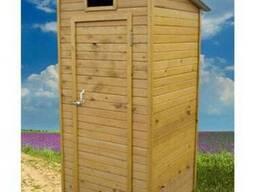 Туалеты дачные