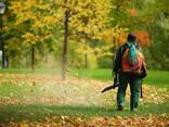 Уборка листьев - фото 2