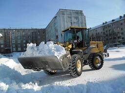 Уборка снега (разовое абонентское обслуживание)
