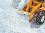 Погрузчик для расчистки территории от снега - photo 2