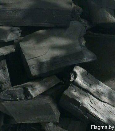 Уголь древесный березовый дубовый фруктовый