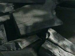Уголь древесный березовый дубовый фруктовый - фото 1