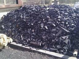 Уголь древесный от производителя