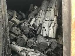 Уголь древесный твердых пород дерева