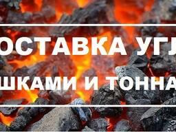 Уголь каменный в Белоруссии (опт/розница)