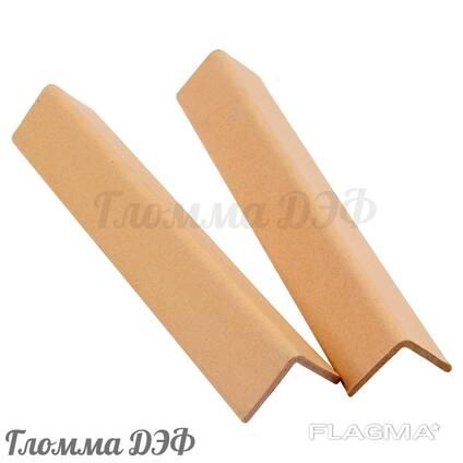 Уголок защитный картонный 30*30*4 мм