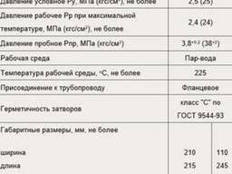Указатели уровня Ду10 Ру25