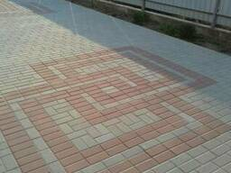 Укладка тротуарной плитки / бортового камня в Солигорске