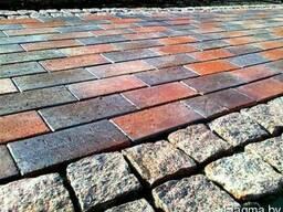 Укладка тротуарной плитки и камня