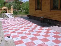 Укладка тротуарной плитки: низкие цены