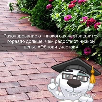 Укладка тротуарной плитки от 50м2 Боровляны и Минск