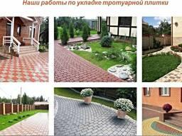 Укладка тротуарной плитки от 50м2 Боровляны и Минск - фото 5