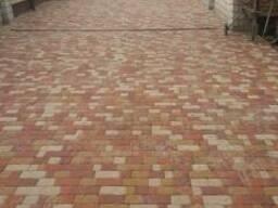 Укладка тротуарной плитки в Гомеле. - фото 3