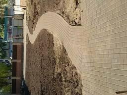 Укладка тротуарной плитки в Гомеле. - фото 4