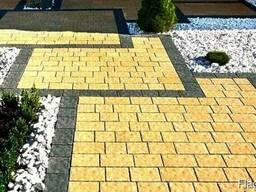 Укладка тротуарной плитки, в Заславле от 50 м2