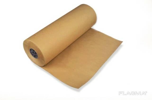 Упаковочная бумага 35-220 г/м2