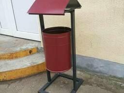 Урна уличная для сбора мусора