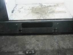 Усилитель переднего бампера Рено Магнум ДХИ