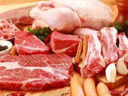 Услуга по разделке, обвалке мяса говядины, свинины, птицы.