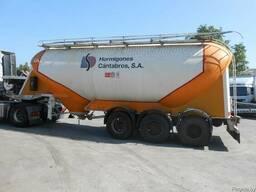 Услуги цементовоза