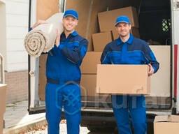 Услуги грузчиков, разнорабочих, грузоперевозки, вывоз мусора